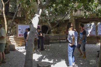 La Asociación Casa Bosque inicia un proyecto de micromecenazgo para rehabilitar este edificio de Caspe