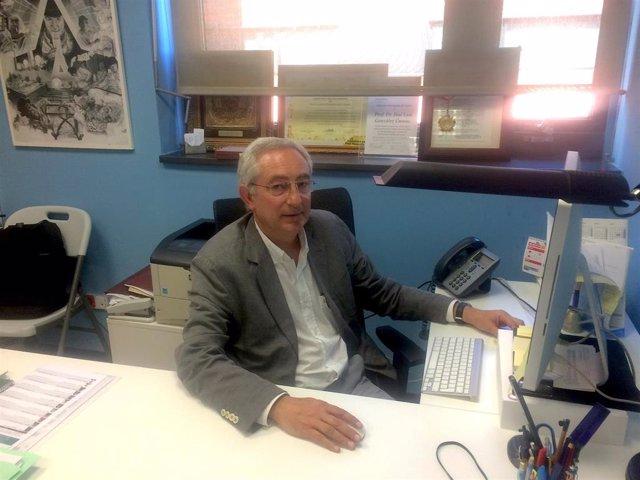 José Luis Gonzáles Cussac, catedrático de Derecho Penal de la UV y director del ICCP