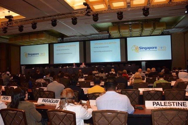 [Grupoextremadura] [Badajoz] Arranca En Singapur El Consejo De Representantes Na