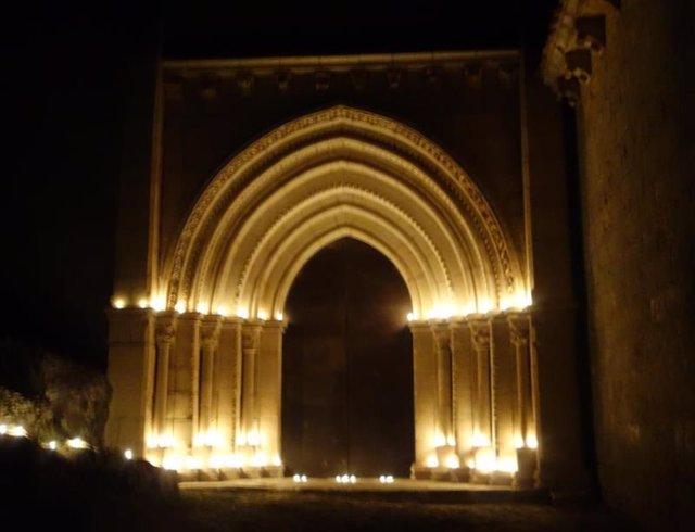 """La parroquia de Ucero (Soria) denuncia actos que """"rozan el vandalismo"""" contra la ermita de San Bartolomé"""