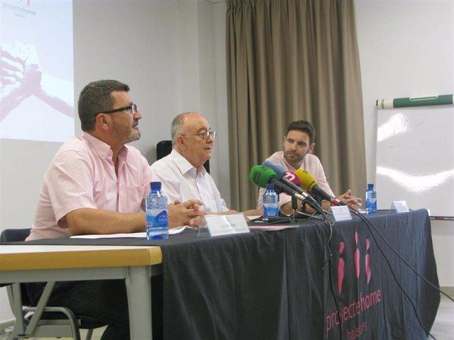 Presentación de la memoria de actividades 2018 de Proyecto Hombre Baleares