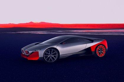 Vision M Next, un híbrido enchufable de 600 caballos que adelanta el futuro de BMW M