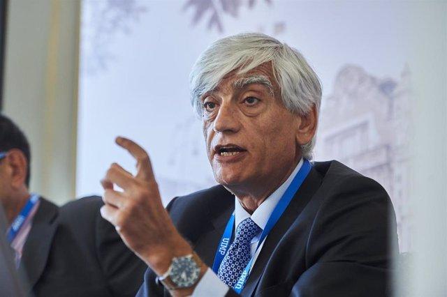 Manuel Sánchez, director general de Infraestructuras de Viesgo