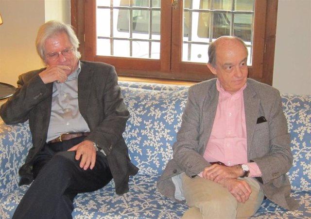Javier Nart y Fernando Maura
