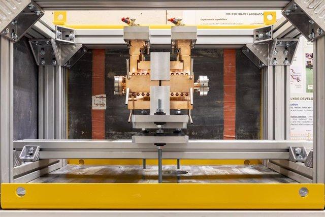 Instalación para desarrollar aceleradores de partículas