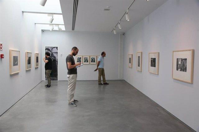 Museum Jorge Rando Málaga obras henry Moore artista británico llega a málaga por primera vez arte cultura
