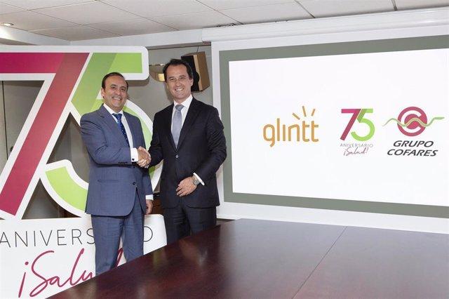 Empresas.- El Grupo Cofares y Glint lanzan una plataforma para acelerar la digitalización de la farmacia