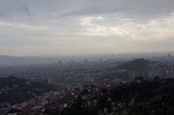 La Generalitat activa un avís preventiu per contaminació atmosfèrica a tot Catalunya (EUROPA PRESS - Archivo)