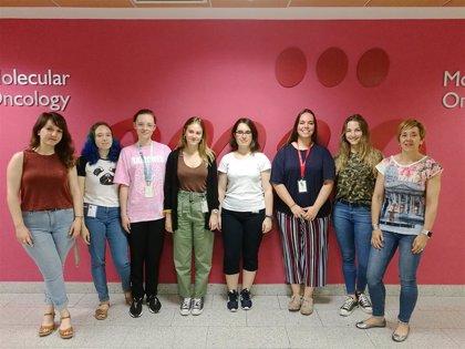 El Programa Internacional de Prácticas de Verano del CNIO recibe a seis estudiantes universitarias