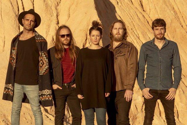 Grupo musical Morgan