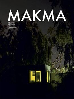 Portada de la revista cultural MAKMA