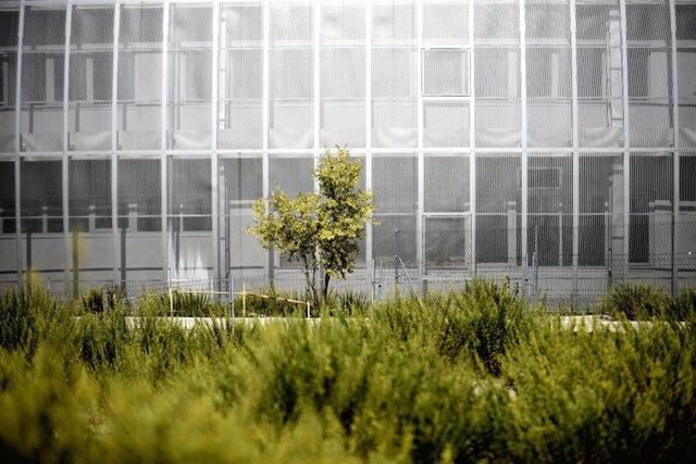 Campus de la Justicia de la Comunidad de Madrid en Valdebebas, proyecto que investiga la Audiencia Nacional por desfalco
