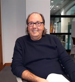 El ex secretario general de Podemos Xixón, Mario Suárez del Fueyo