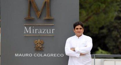 El chef argentino Mauro Colagreco, el dueño de mejor restaurante del mundo