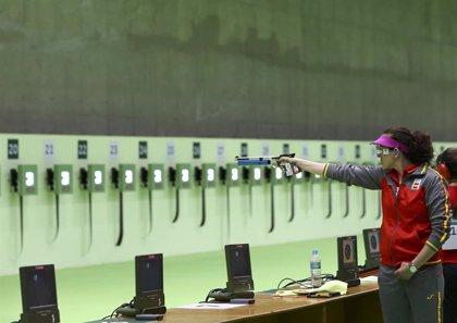 Sonia Franquet apunta a medalla en tiro en los Juegos Europeos de Minsk
