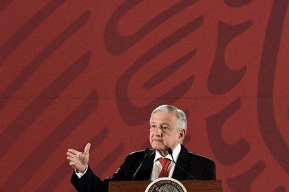 López Obrador niega haber ordenado la detención de migrantes