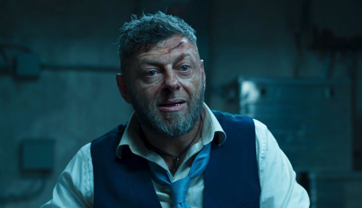 Andy Serkis The Batman Alfred