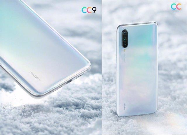 Smartphone Xiaomi Mi CC9, que se presentará el 2 de julio