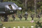 Foto: Mueren tres militares peruanos tras un enfrentamiento con el grupo terrorista Sendero Luminoso en una selva de Perú