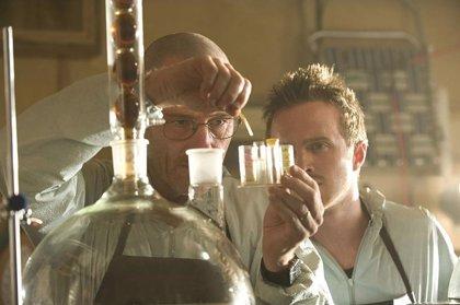 ¿Reunión de Walter White y Jesse Pinkman en la película de Breaking Bad?