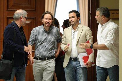 """Iglesias dice que la coalición """"está mucho más cerca"""", aunque después de una primera investidura fallida"""