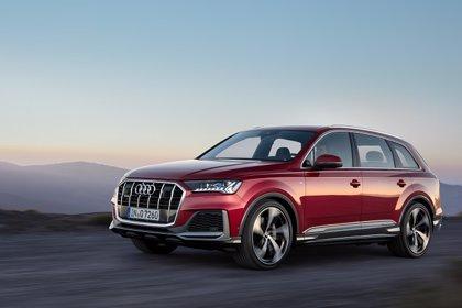 El nuevo Audi Q7, disponible en España a partir de mediados de septiembre