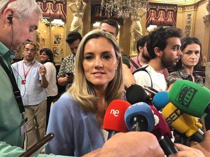 """Cs avisa que """"estaran vigilants"""" en el Parlament perquè """"no volen que el Pacte torni a segrestar la Càmera"""""""