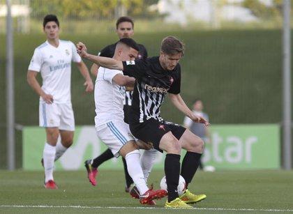 El Eibar contrata al canterano madridista Álvaro Tejero