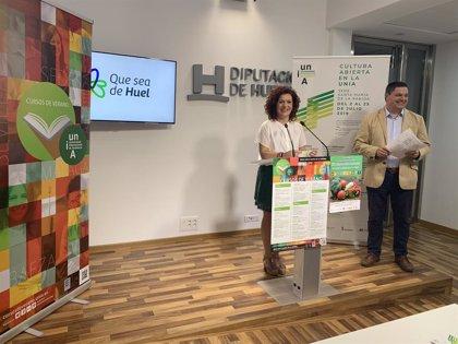 Expertos de primer nivel en nutrición, gastronomía y fitness fomentarán los hábitos saludables en la UNIA en Huelva