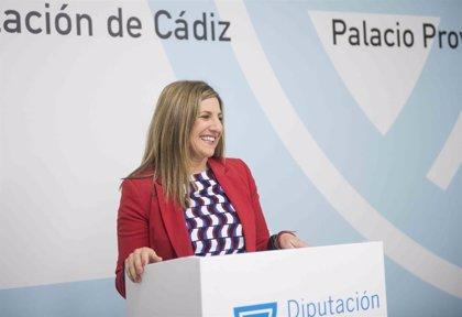 Diputación de Cádiz celebra este jueves Pleno de constitución con Irene García (PSOE) como presidenta por segunda vez