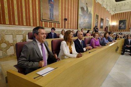 Cabrera, Flores, Castaño y Macías repiten Distrito y Aguilar dirigirá Triana; Paéz, Nervión y Fuentes, Bellavista