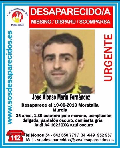 Buscan a un hombre desaparecido desde hace una semana en Moratalla (Murcia)