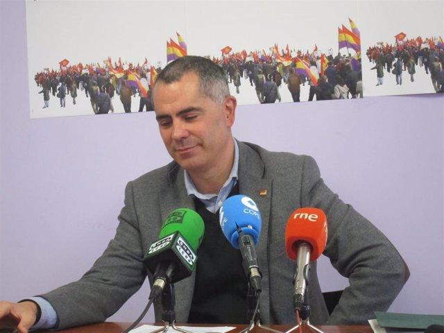 Miguel Saro, concejal de Santander