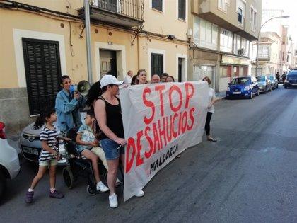 L'ONU demana suspendre el desnonament d'una dona previst per a aquest dijous a Palma