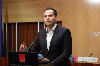 """Aguado rechaza la propuesta de Vox y se abre a llegar acuerdos con partidos que quieran """"progresar"""""""
