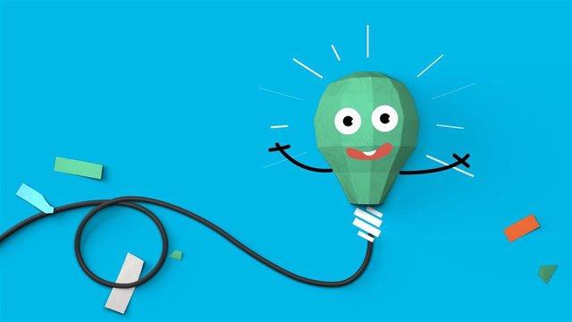 Logo de la actividad online de la Fundación Endesa para alumnos y profesores de primaria