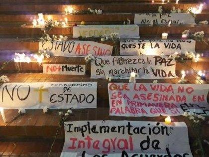 Autoridades indígenas denuncian el asesinato del líder social Uriel Piranga Valencia en Colombia