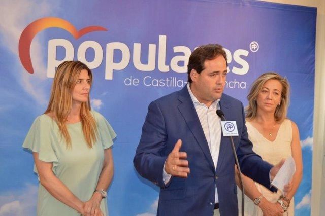 """Núñez, ante críticos que piden Congreso Extraordinario en PP: """"La renovación ya se ha producido, ahora toca trabajar"""""""