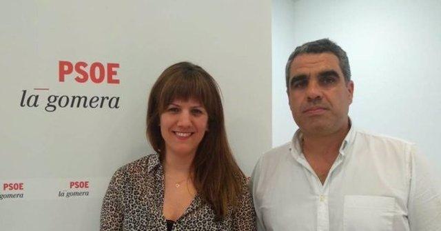 Cristopher Eugenio Marrero Galván y Sabina del Pilar Rodríguez Cabellos