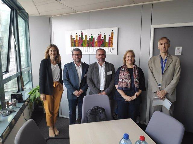 Reunión de La Unió en Bruselas