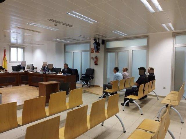 Juicio contra un acusado de matar a la hija de su vecina en Alicante molesto por los ruidos de la madre