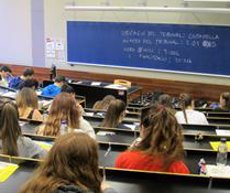 Més del 96% dels estudiants presentats a la Selectivitat supera la prova (EUROPA PRESS)