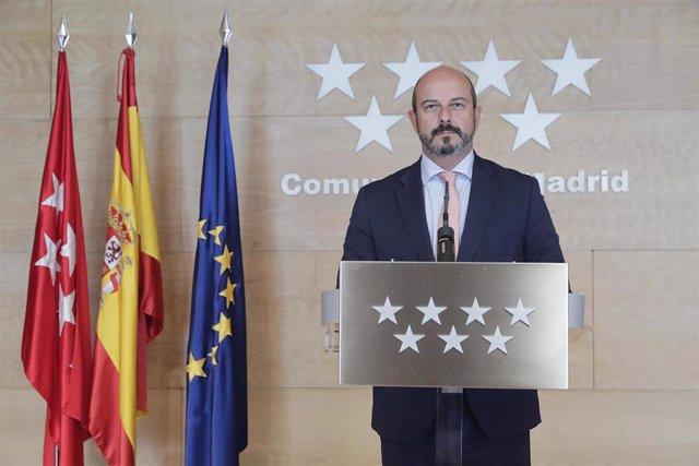 Fotos Que Acompañan A Las Notas Y Audios: Consejo De Gobierno (25 Junio 19)