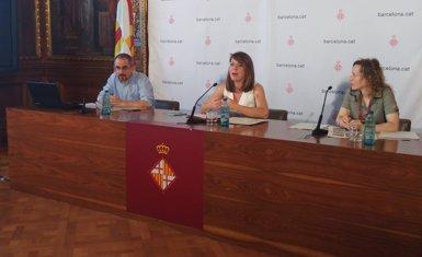 Barcelona tindrà 76 obres aquest estiu i l'Ajuntament destina 18,5 milions (EUROPA PRESS)