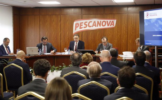 Junta General de Socios de Nueva Pescanova