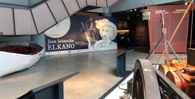 Itsasmuseum Bilbao presenta la exposición 'J. S. Elkano. Tras la Huella', en colaboración con el Aquarium de San Sebastián.