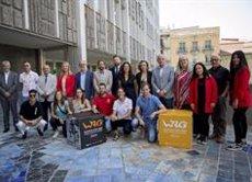 """La Diputació de Barcelona celebra el """"llegat"""" que deixaran els World Roller Games (JOAN MONFORT)"""