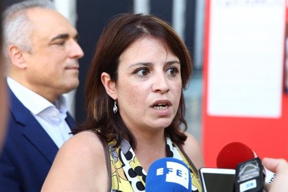 Lastra urge a Podemos a aclarar si volverá a votar en contra de un presidente de izquierdas