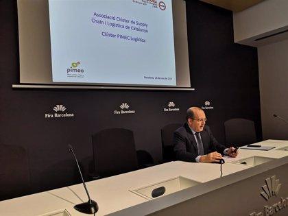 La logística aporta el 12% a la economía catalana, según Pimec