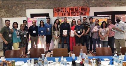 La III Lanzadera de Puente Genil (Córdoba) organiza una jornada de networking con los comerciantes del municipio